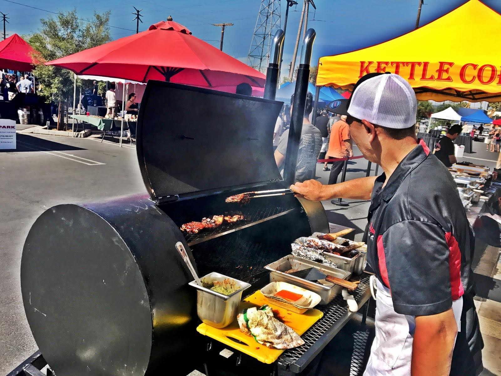 Mobile BBQ Pit