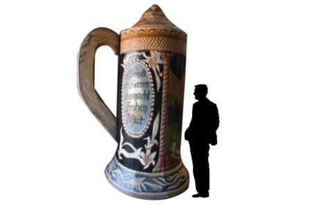 Giant Beer Mug (Oktober Fest)