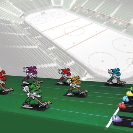 Hockey Races!
