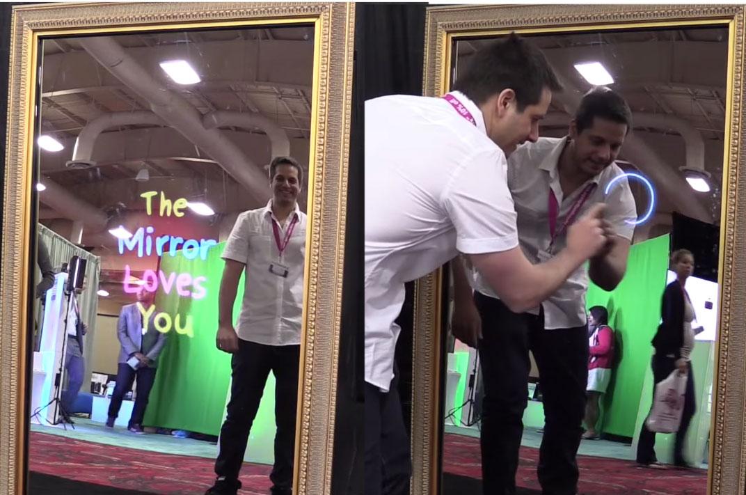 Selfie Mirror Rental
