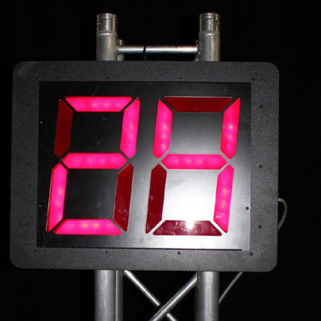 Eversan Shot Clock