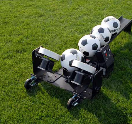 Pro Training Soccer Passing Machine