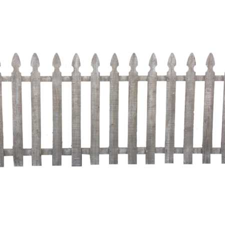 Spooky Fence
