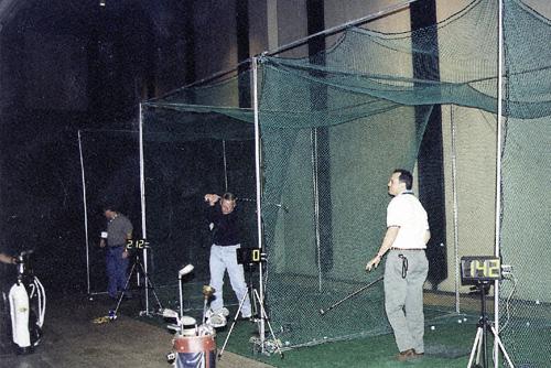 Ultimate Driving Range/Golf Long Ball