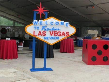 Vegas Sign Prop