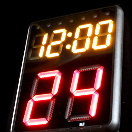 Wireless Shot Clock