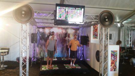 Dance Revolution Station