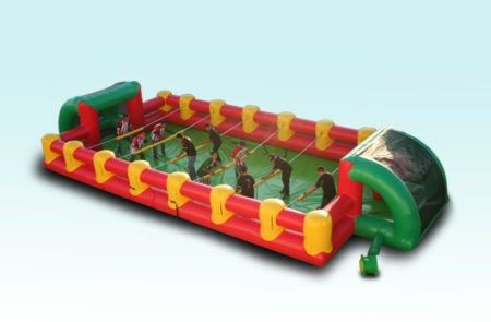 Giant Foosball Inflatable