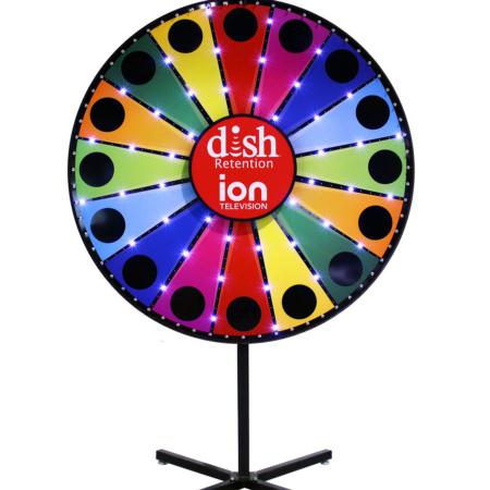 LED Prize Wheel