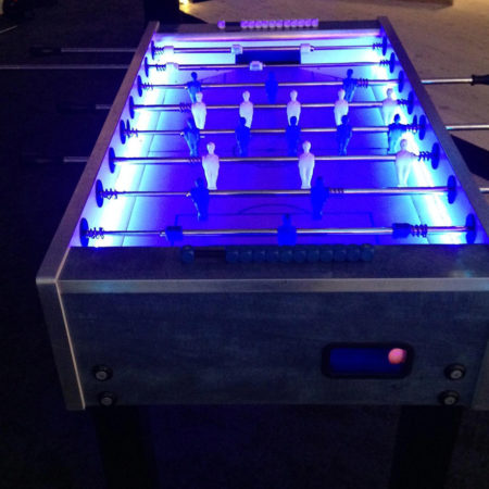 Standard LED Foosball Table