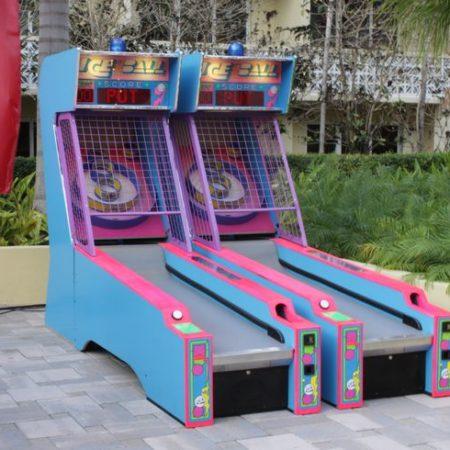 Skee Ball ( Ice Ball )