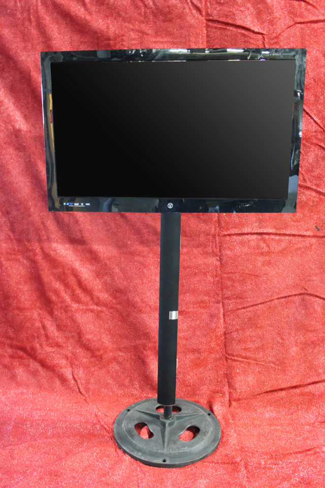 TV Wide Screen (Built-in Sound Bar)