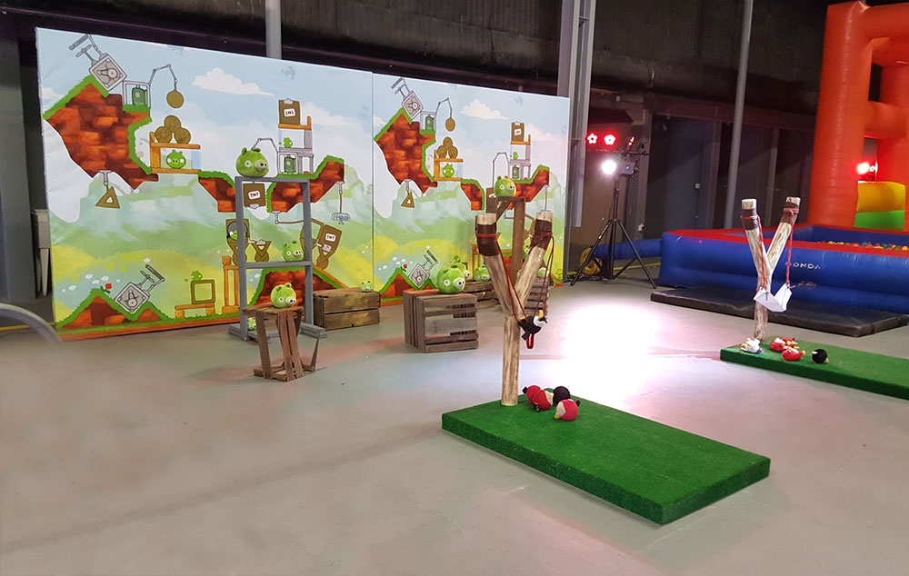 Angry Birds ( Giant Size )