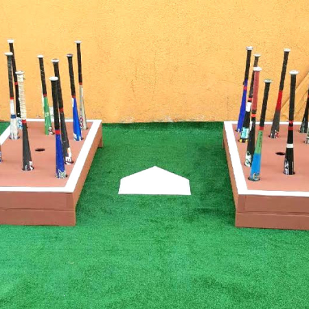 Baseball Ring Toss