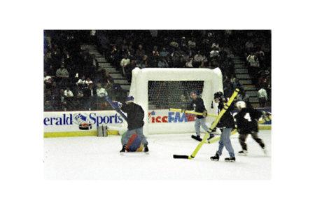 Big Stick Huge Hockey