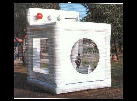 Washing Machine Bounce