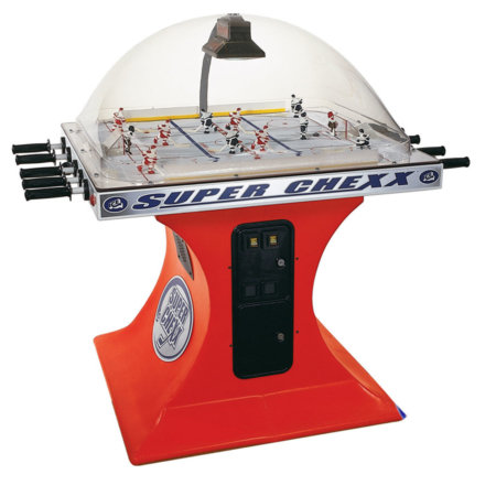 Bubble Hockey game