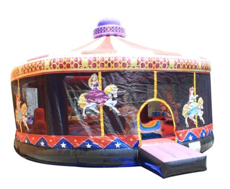 Carousel Inflatable