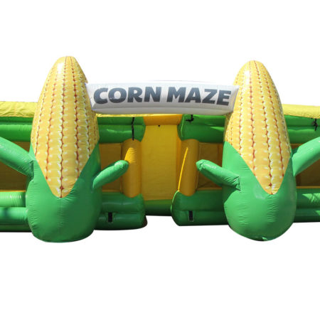 Corn Maze Entrance Inflatable