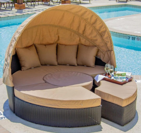 Day Bed Lounging Furniture