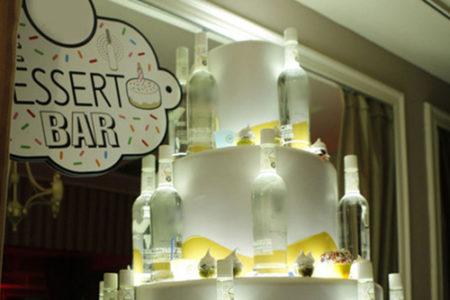 Lighted Dessert Tray