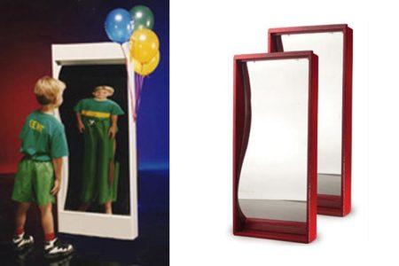Distortion Mirrors