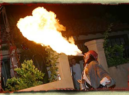 Fire Eater/Fire Breather