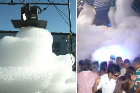 Foam Dome