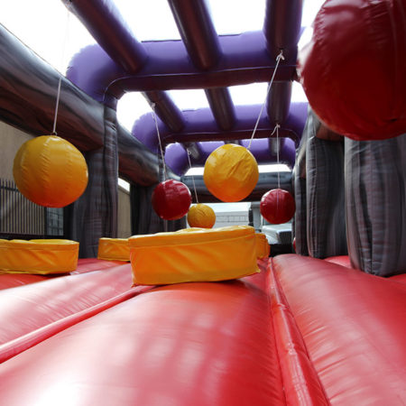 Gauntlet Obstacle Course