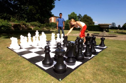 Giant Checkers / Giant Chess