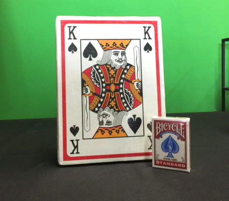 Giant Deck of Playing Cards
