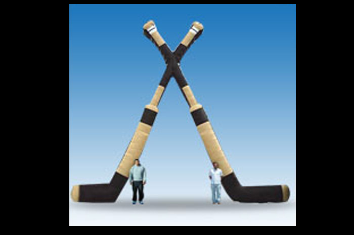 Giant Hockey Stick