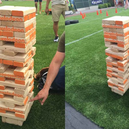 JENGA Rental or similar Giant Sized Version