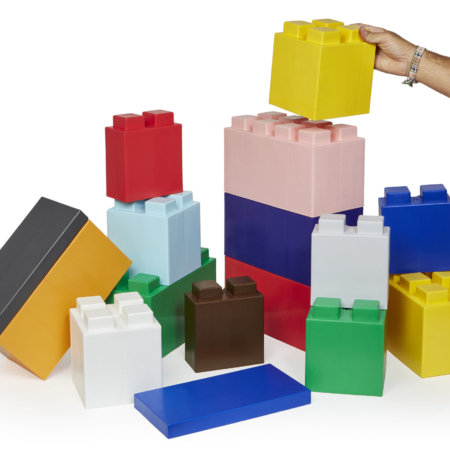 Everblocks ( Modular Plastic Blocks )