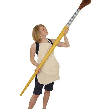 Giant Paint Brush