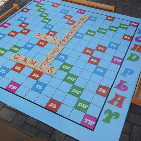 SCRABBLE Rental or similar Giant Sized Version