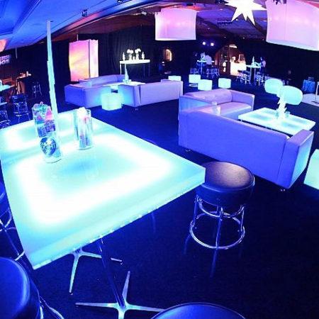Glowing Furniture