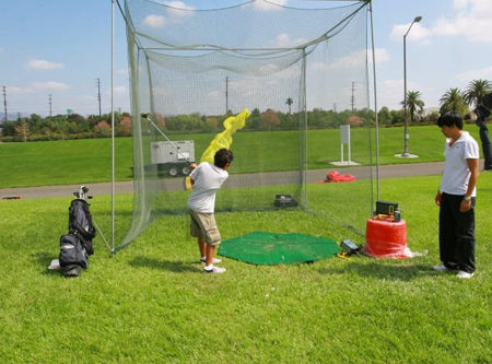 Golf Cage Driving Range