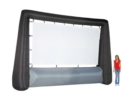 Inflatable Projection Screen ( 14.4 ft diagonally )