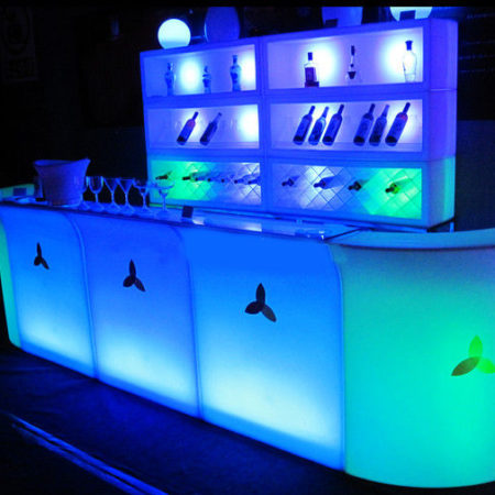 LED Night Club Bar
