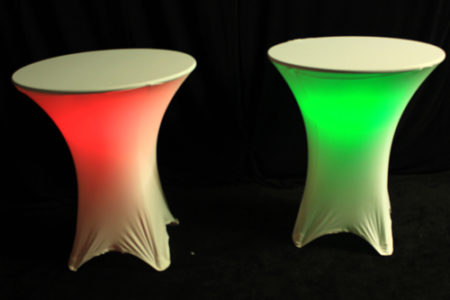 Illuminated Tables