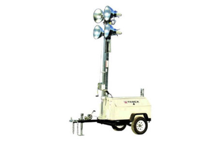 Light Tower, Towable Unit