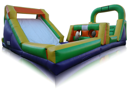 L-Shaped Obstacle Course