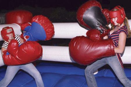 Boxing Gloves (Oversized)