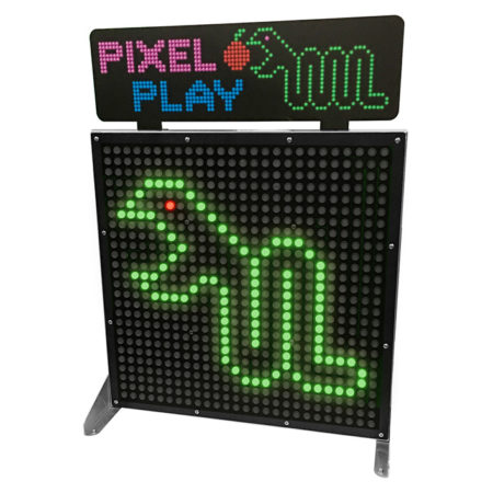 Pixel Play ( Snake Game )