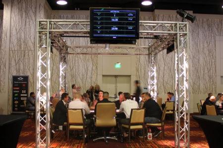 Poker Room Truss