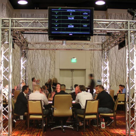 Poker Room Truss