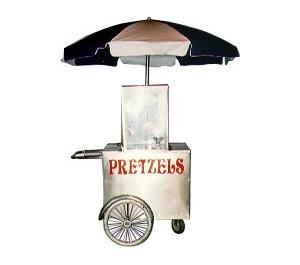 Pretzel Cart