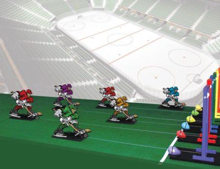 Hockey Races!