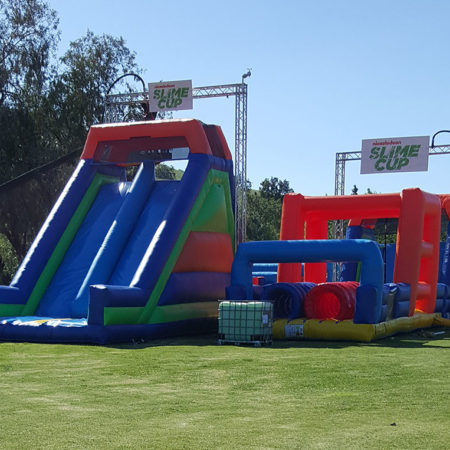 Rugged Obstacle Inflatable